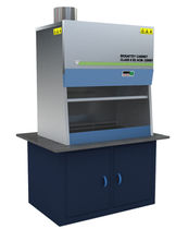 Class II microbiological safety cabinet / type B2 / for the pharmaceutical industry / tabletop