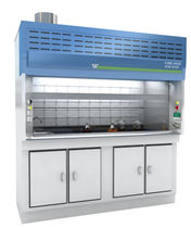 Laboratory fume hood / chemical / floor-standing