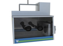 Laboratory glove box / bench-top / negative pressure