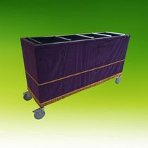 Transfer trolley / loading / coffin
