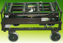 Mortuary trolley / for caskets / bariatric / lifting