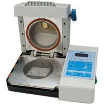 Dental laboratory polymerizer