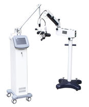 ENT surgery laser / CO2 / trolley-mounted