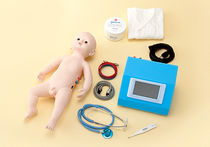 Vital sign simulator / infant / monitor