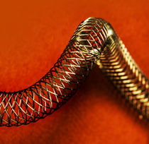 Peripheral stent / nitinol