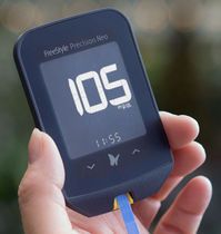 Home use blood glucose meter