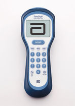Ketonemia blood glucose meter