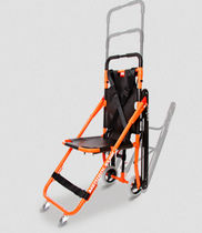 Convertible transfer chair / on casters / ergonomic