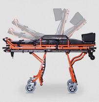 Transport stretcher trolley / emergency / self-loading / ergonomic