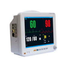 Intensive care patient monitor / anesthesia / ECG / RESP