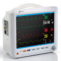 NIBP multi-parameter monitor / TEMP / IBP / ECG