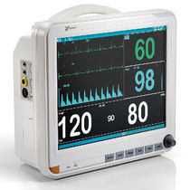 Multi-parameter transport monitor / anesthesia / IBP / EtCO2
