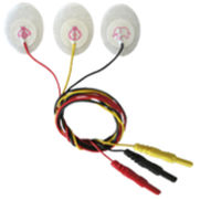 Defibrillator electrode / pediatric