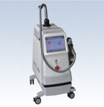 Surgical laser / thulium / trolley-mounted