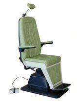 Ophthalmic examination chair / electro-hydraulic / height-adjustable / 3-section