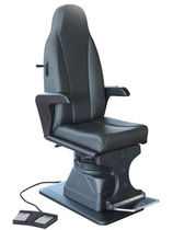 Ophthalmic examination chair / electro-hydraulic / height-adjustable / 2-section