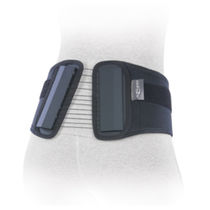 Lumbo-sacral support belt / adult / rigid