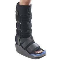 Long walker boot / plantar ulcer prevention