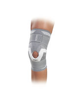 Knee orthosis / with flexible stays / open knee / with patellar pad