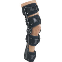 Knee splint / articulated