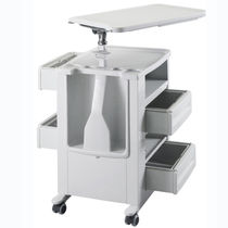 Multi-function trolley / with tray / with drawer