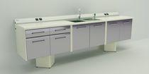 Dental laboratory workstation