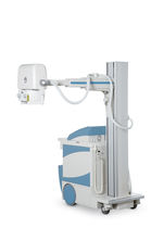 Digital mobile radiography unit