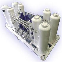 Hydrogen gas plant / PSA