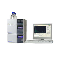 HPLC chromatography system / UV