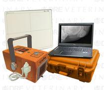 Veterinary X-ray system / digital / portable