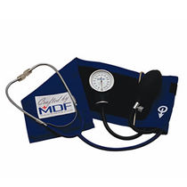 cuff-mounted aneroid sphygmomanometer with stethoscope MDF 808 MDF Instruments