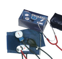 cuff-mounted aneroid sphygmomanometer with stethoscope 0-300mmHg - BK201-3001 Wenzhou Bokang Instruments