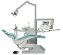 dental treatment unit (with chair) CONTACT WORLD  Ritter Concept GmbH  