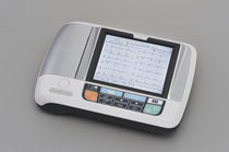 digital electrocardiograph (3 channels, with touchscreen) CARDICO 306 Suzuken Company