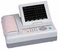 digital electrocardiograph (12 channels) ECG1212 Beijing M&amp;B Electronic Instruments  
