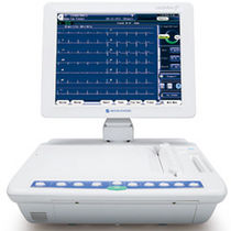 digital electrocardiograph (12 channels) cardiofax G ECG-2550 Nihon Kohden Europe
