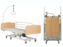 electric hospital bed (4 sections, folding) X'Press II Winncare Group