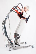 electric walking stander (with harness) Elev up E-150 Winncare Group