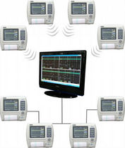 fetal central monitoring station (32 beds) BFM-750 Shenzhen Bestman Instrument Co.,Ltd.