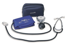hand-held aneroid sphygmomanometer with stethoscope AG1-40 Microlife