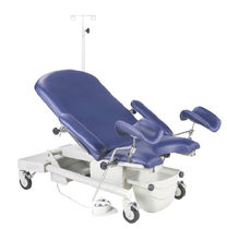 height-adjustable delivery bed DT100 Phoenix Medical Systems