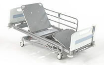 height-adjustable electric hospital bed (4 sections, Trendelenburg / reverse Trendelenburg) ENTERPRISE 3000 ArjoHuntleigh  