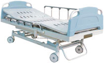 height-adjustable electric intensive care bed (4 sections)  Zhengzhou Nigale Electronics Technology