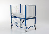 height-adjustable hydraulic pediatric bed KILIFT Liftac