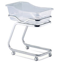 hospital baby bassinet (transparent) 9CU0005 / 9CU0005I / 9CU0015 Favero Health Projects