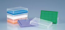 laboratory rack for PCR tubes  PAA Laboratories 