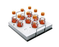 laboratory shaker tray SENSOLUX&reg; Sartorius Group