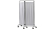 medical bed side screen (2 folds) AH0392 Givas