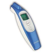 multifunction digital infrared medical thermometer (non-contact) 34 - 42.2 &deg;C - NC 100 Microlife