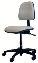 office chair for healthcare facilities (with casters) T-580, T-581 Pedigo